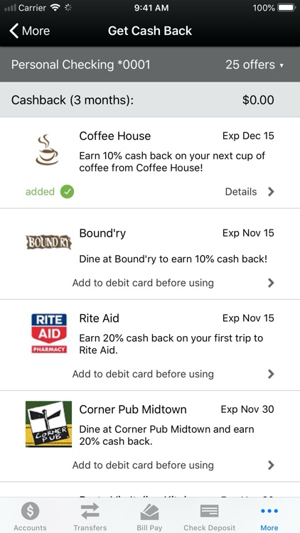 Citizens First Bank Mobile screenshot-6