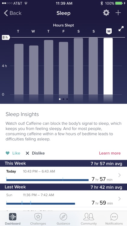 Fitbit: Health & Fitness screenshot-3