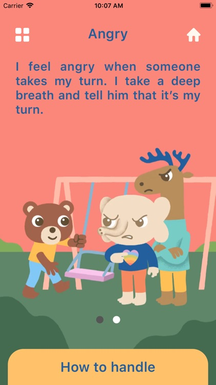 Feelu –Mindful, Relax For Kids screenshot-3
