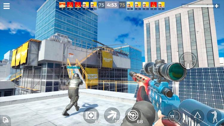 AWP Mode: Epic 3D Sniper Game screenshot-0