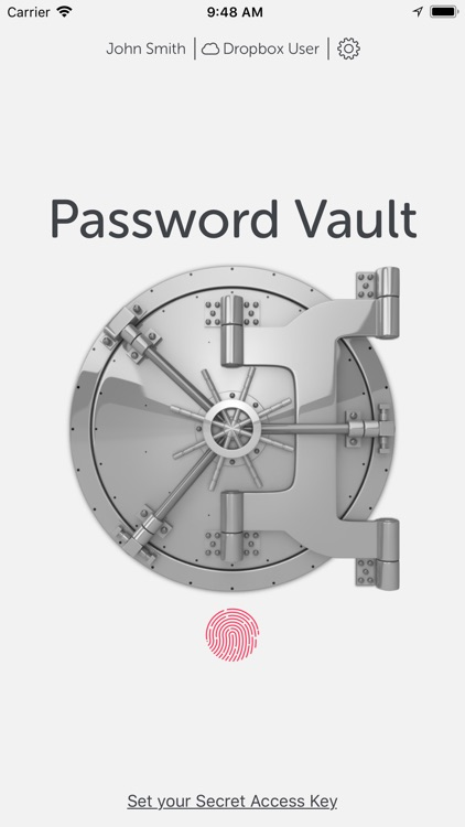 iStratus® Password Vault