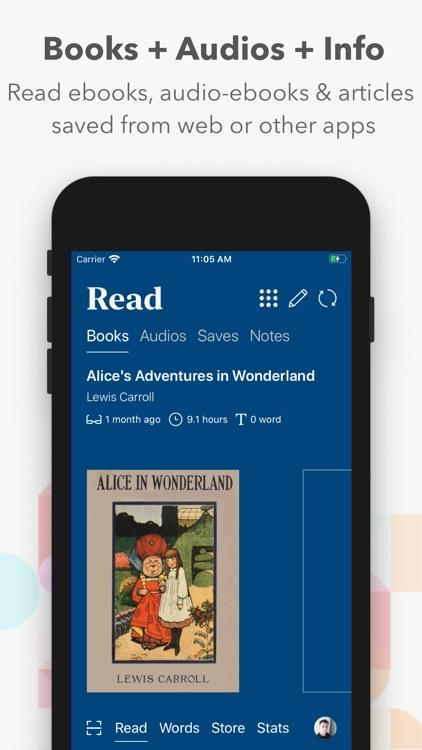 AA Reader - Ebook reader screenshot-0