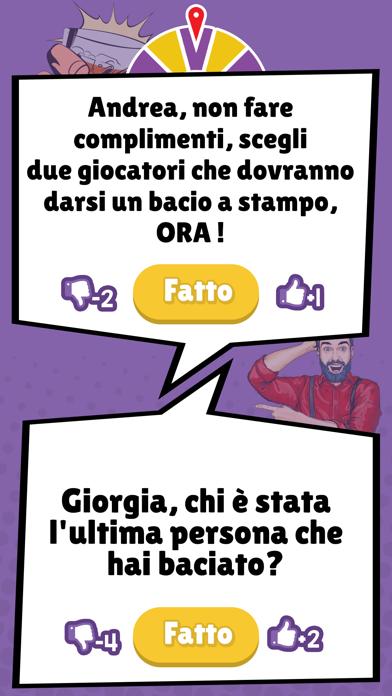 Screenshot of Obbligo o Verità? Gioco hot2