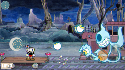 CUPHEAD MOBILE VERSION screenshot 13