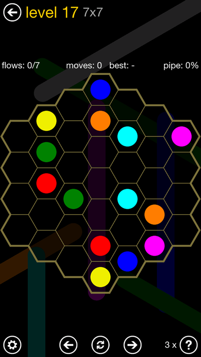 Flow Free: Hexes på PC