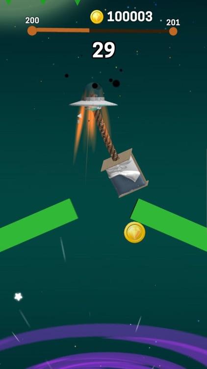 Rope Swing Game screenshot-4