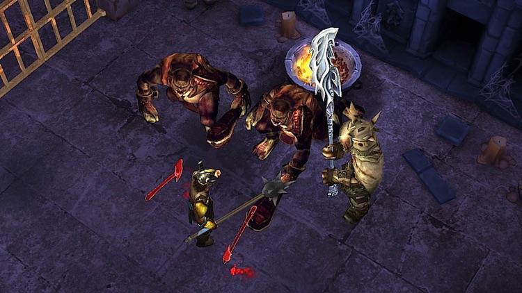 Dungeon and Demons Skillz screenshot-4
