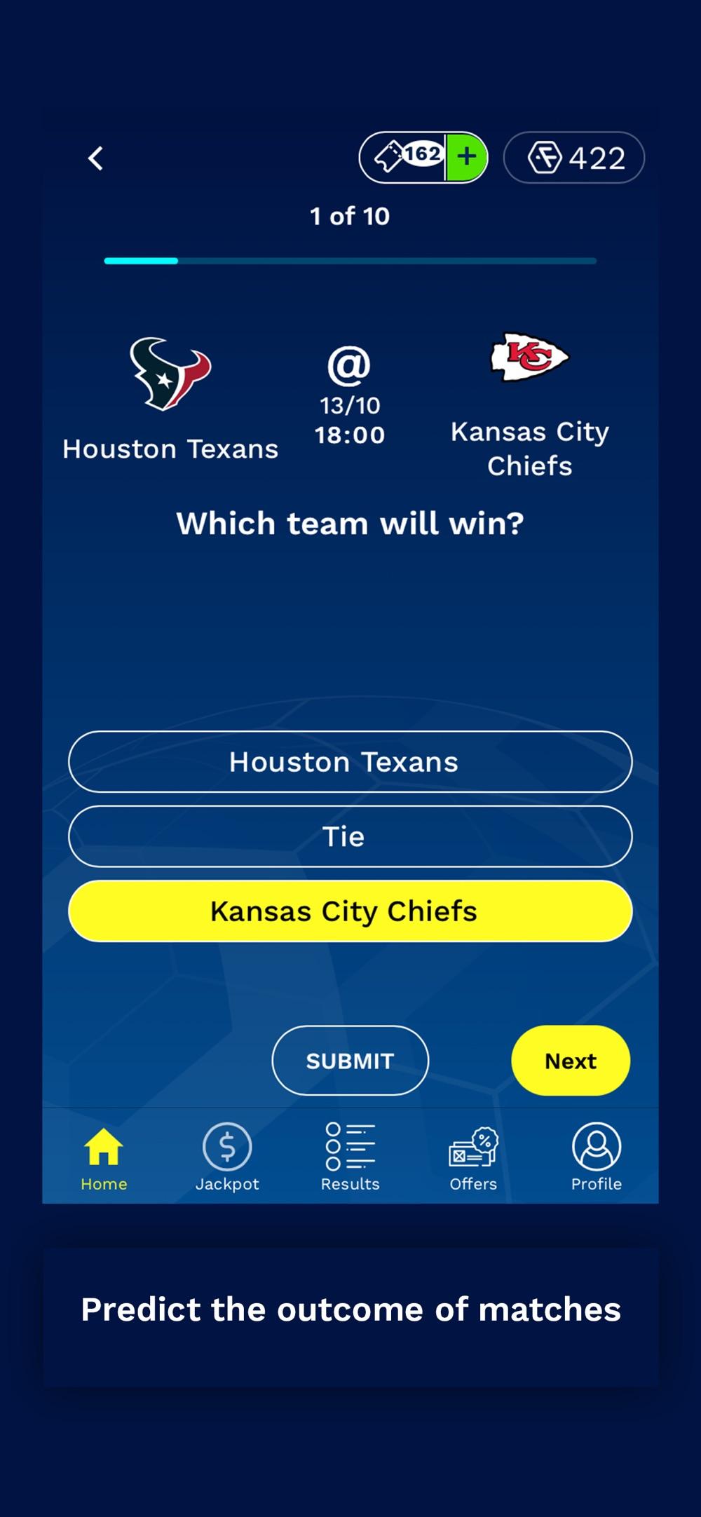 FanQuest: Sports Predictions hack tool
