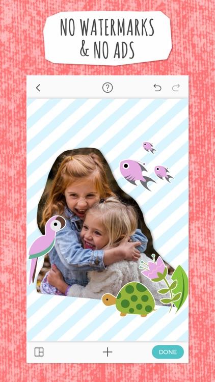 PicCollage EDU Collage Maker screenshot-4
