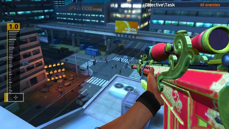 Sniper Honor: 3D Shooting Game screenshot-4