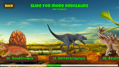 Exploring Dinosaurs Screenshot 3
