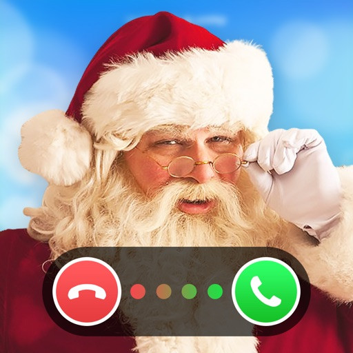 Santa Claus Video Message App