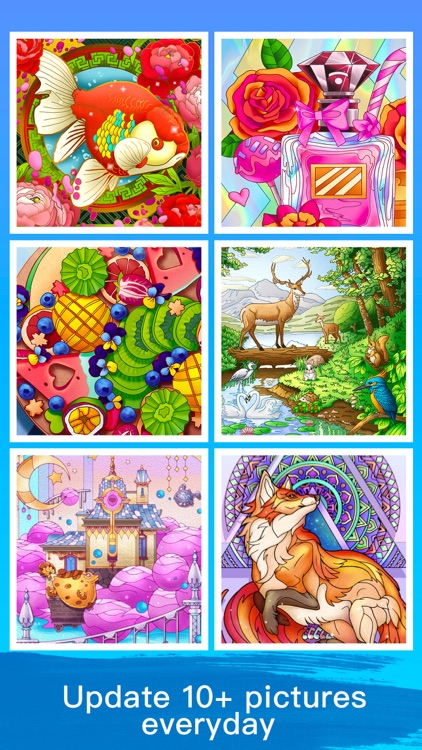 Paint Color: Color by Number screenshot-3