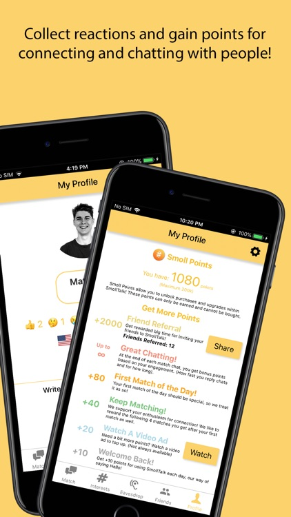 SmollTalk: Have a Chat screenshot-4