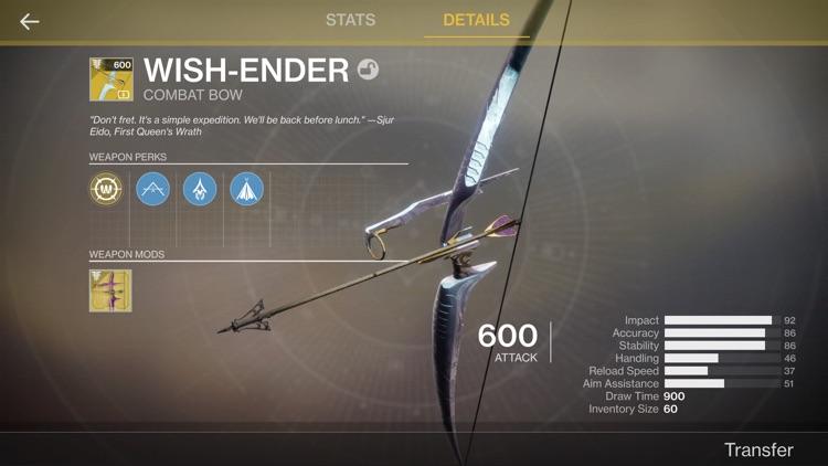 Ishtar Commander for Destiny 2 screenshot-9