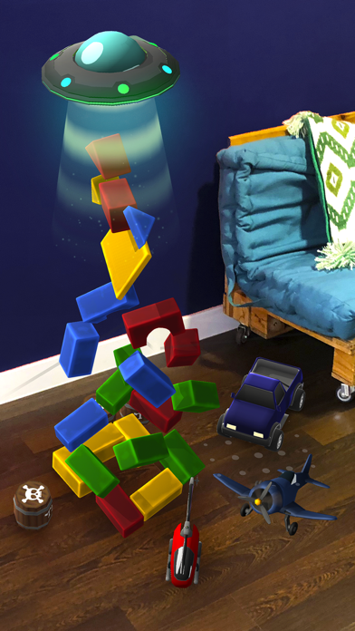 Playground AR: Physics Sandbox screenshot four