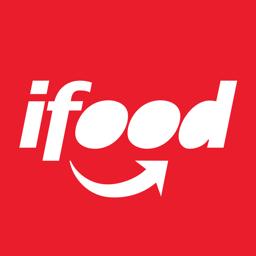 Ícone do app iFood - Delivery de Comida