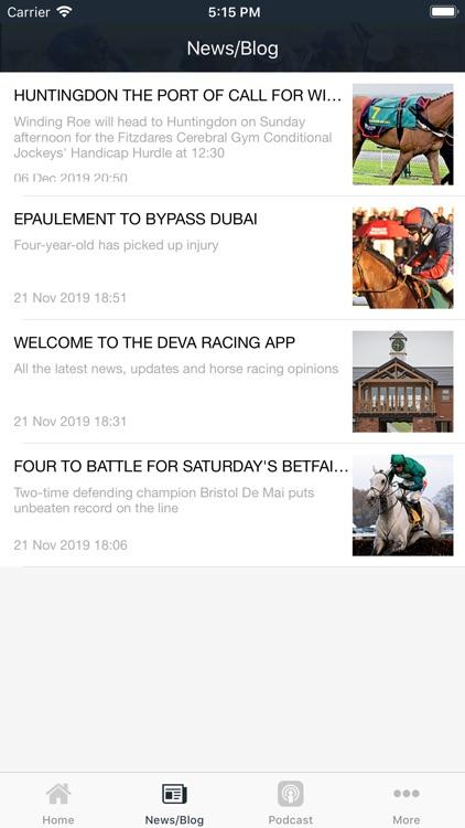 Deva Racing screenshot-3