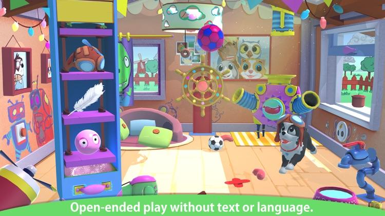 Peppy Pals - Reggy's Play Date screenshot-3