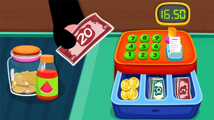 Supermarket-BabyBus screenshot-4