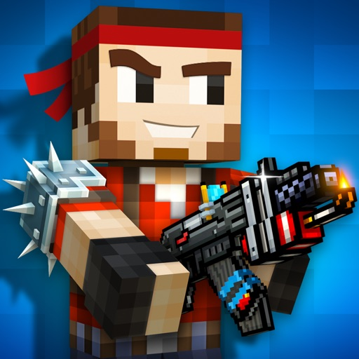 all removed weapons in pixel gun 3d