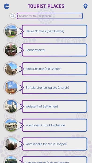 Stuttgart City Guide screenshot 3