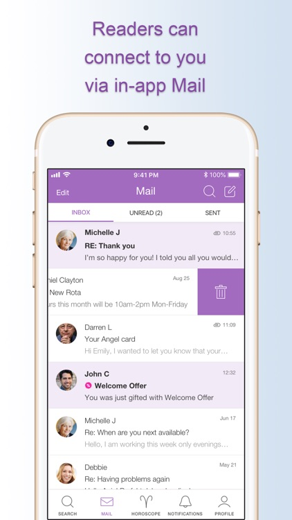 TheCircle - Your Psychic App screenshot-3