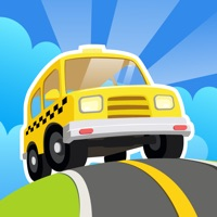 Taxi Town: Arcade Drive Game