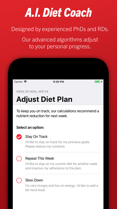 RP Diet Screenshot