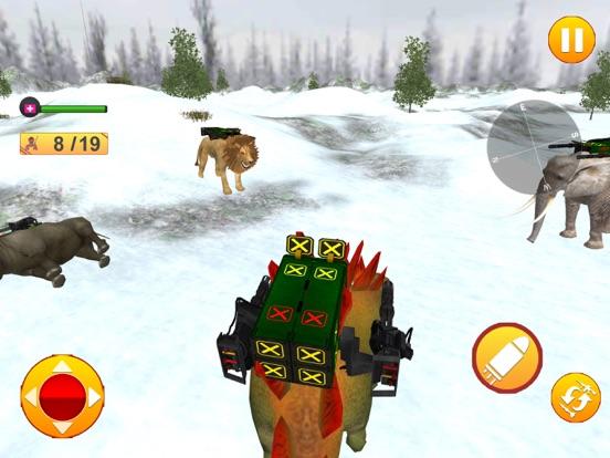 Animal Battle Dinosaur Games screenshot 9