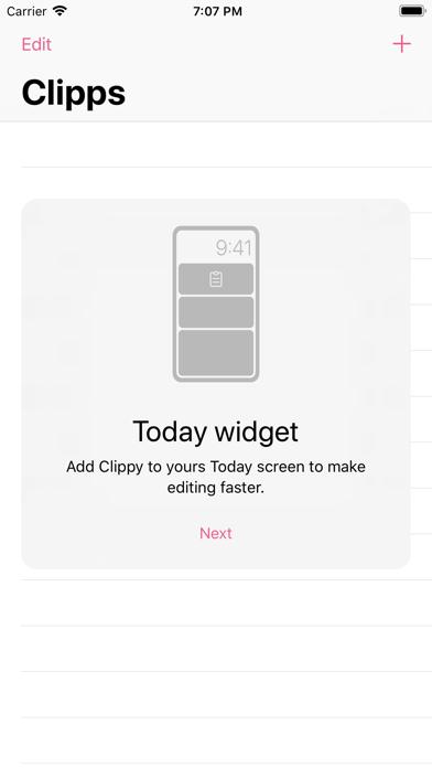 Clippy - copy, edit & share screenshot 2