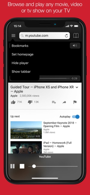 Allshare Video TV Cast - DLNA on the App Store