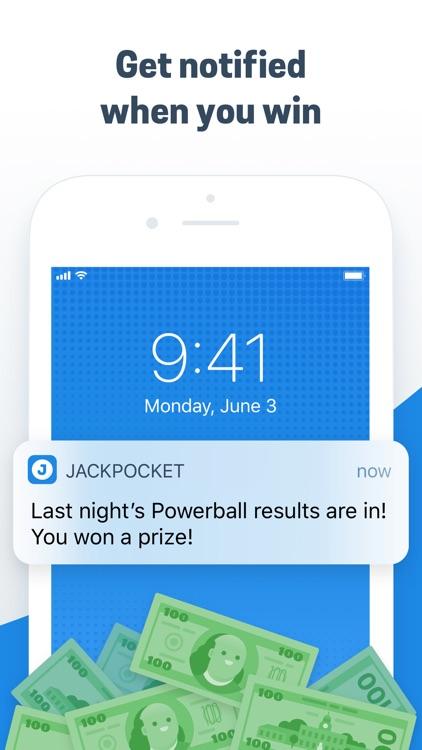 Jackpocket - Play the Lottery screenshot-5