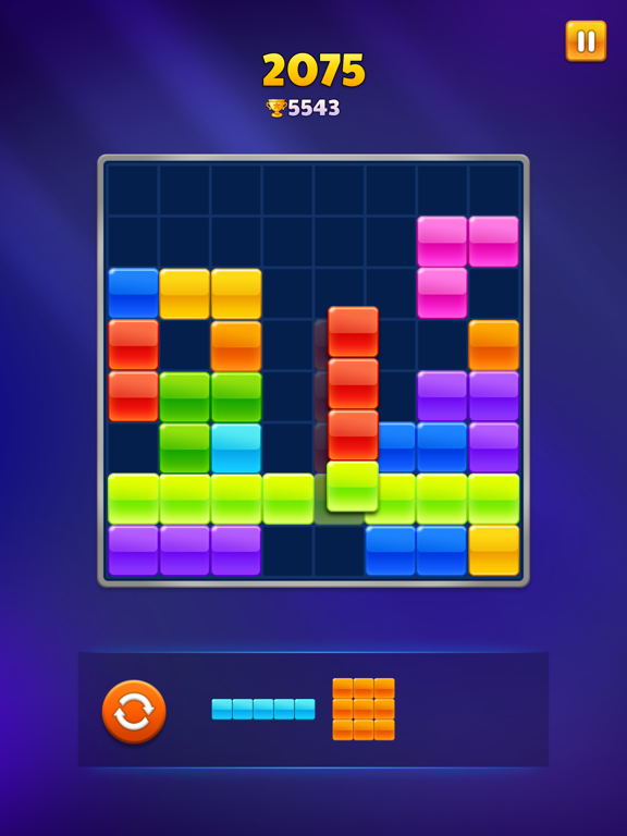 Perfect Block Puzzle screenshot 7