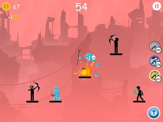 Скачать игру Лучник 2: Clash bowman action