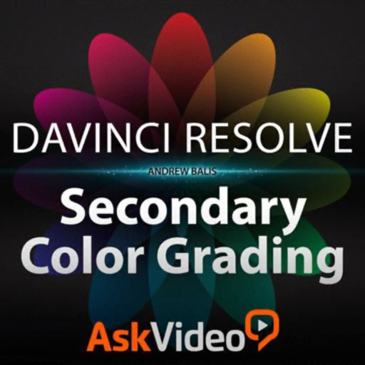 Secondary Color Grading Course