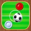エアホッケー トーナメント - サッカーゲーム
