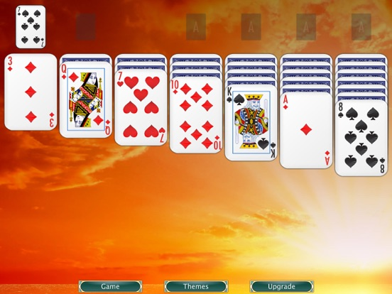 Solitaire screenshot four