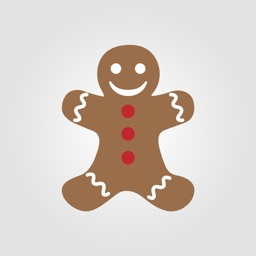 Gingerbread Man Stickers!