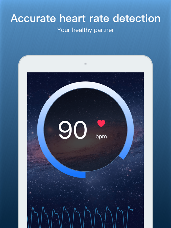 Heart Rate Pro-Health  Monitor Screenshots