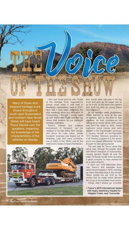 Vintage Trucks & Commercials screenshot-6