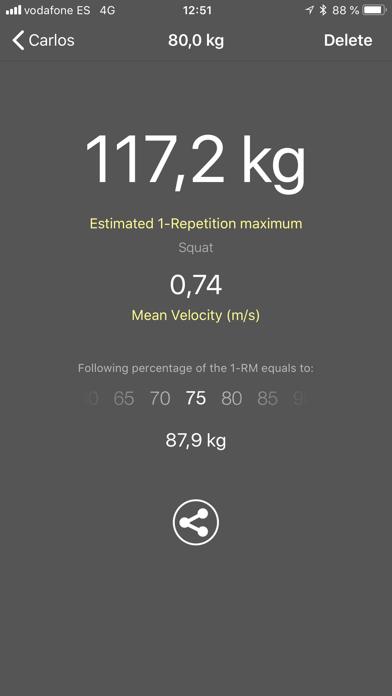 My Lift: Measure your strengthのおすすめ画像4