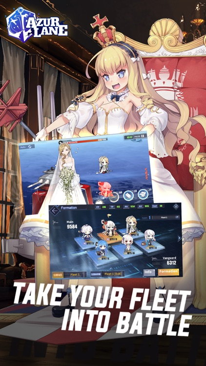 Azur Lane screenshot-2