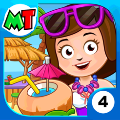 ‎My Town : Beach Picnic