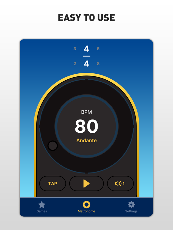 Metronome Max: Beat & Tempo screenshot 7