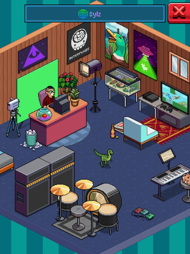 Tuber Simulator Room Ideas  PewDiePieu0027s Tuber Simulator on the App Store