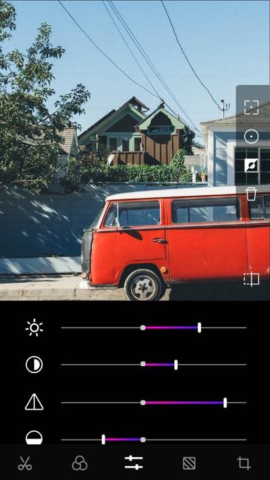 Piczoo2: 写真加工&動画エディターのスクリーンショット2