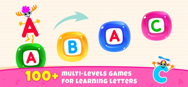 ABC Alphabet Games for Kids to on the App Store