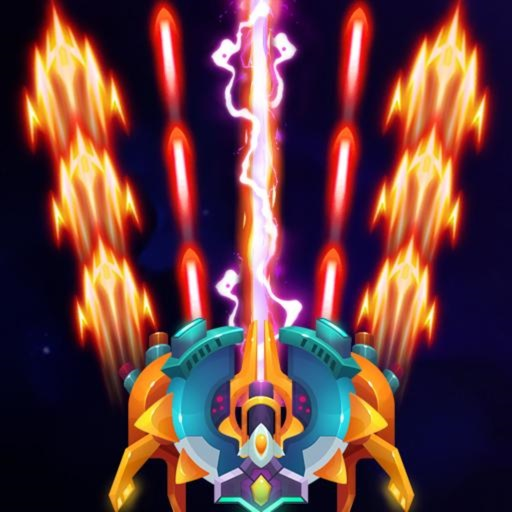 Space Forces: Galaxy Warrior Icon