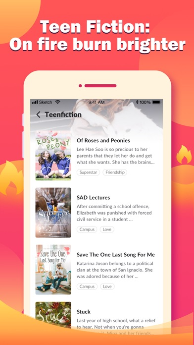 Sofanovel - Novels and Stories Screenshot